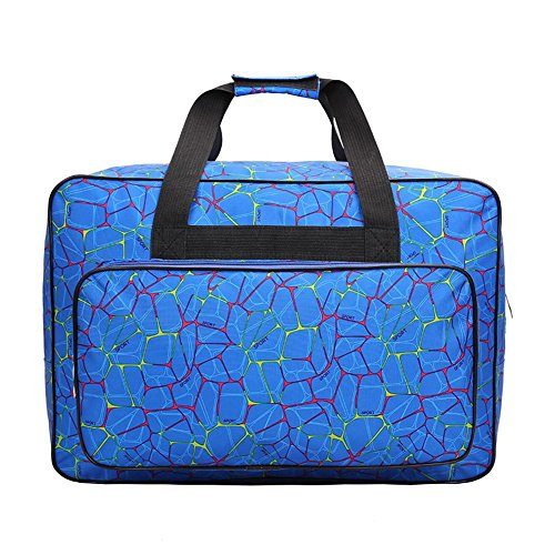 xueren Unisex Large Capacity Travel Portable Tote Bag Sports Sewing Machine Bags