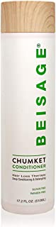 Beisage Chumket Anti-Thinning Anti-Hair Loss Deep Moisturizing Conditioner from Chumket Medical Plant for Damaged Dry Flaky Scalp Detangling Frizz Split Ends All Hair Types Men & Women 17.2 Oz