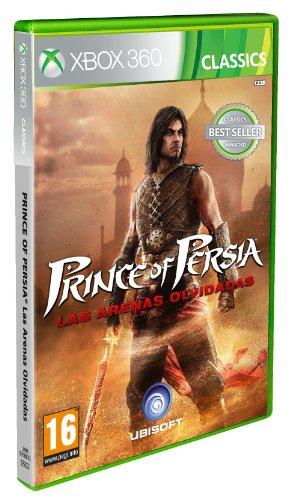 Ubisoft Prince of Persia: The Forgotten Sands Xbox 360 ESP videogioco