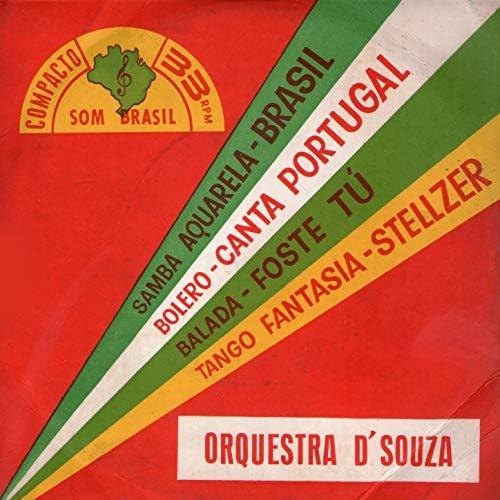 Orquestra D'souza, Os Titulares do Ritmo & Silvio Tancredi