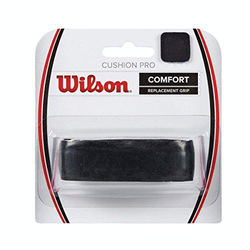 Wilson Unisex Griffband Cushion Pro Grip Griffb nder, Black,Einheitsgröße EU