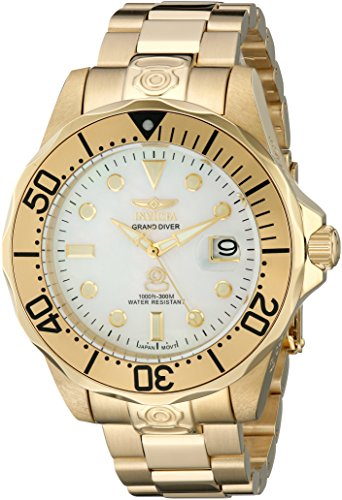 Invicta Men's 3052 Pro Diver Collection Grand Diver GT Automatic Watch