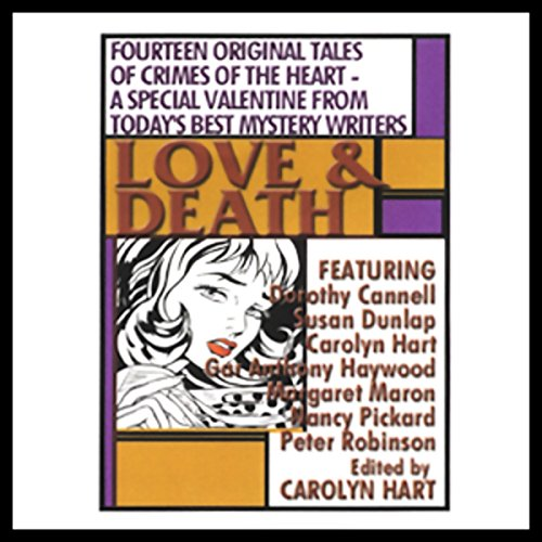 Love and Death audiobook cover art
