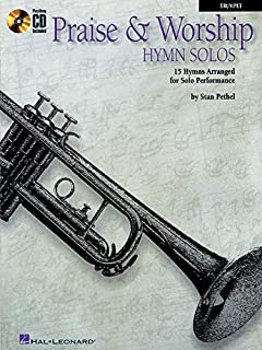 Praise and Worship Hymn Solos - Trumpet: Instrumental Play-Along
