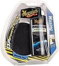Meguiar's G3503 DA (Dual Action) Waxing Power Pack