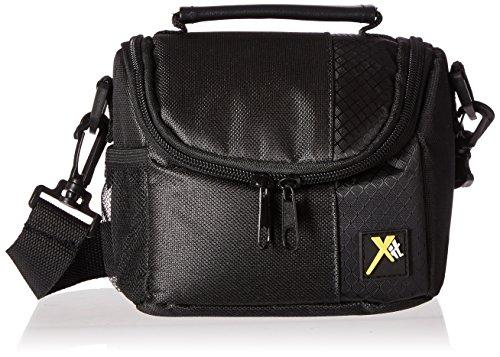 Xit XTCC1 Small Digital Camera/Video Case (Black)