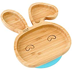 bamboo bamboo Baby Toddler Bunny Suction Plate Review