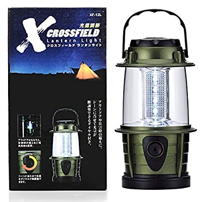 Dimmable LED Camping Lantern,Battery Operated,Japanese Designed,Marbrasse Portable Tent Light for Outdoor Hiking Backpacking Emergency Hurricanes Outages Supplies,Tabletop Lamp Kids Night Light …