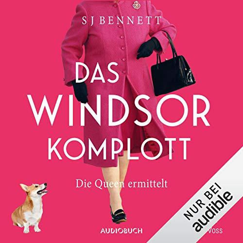 Das Windsor-Komplott cover art