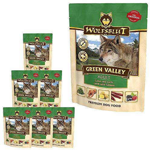 Wolfsblut Green Valley Nassfutter Pouch 7x300 g