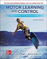 ISE Motor Learning and Control: Concepts and Applications