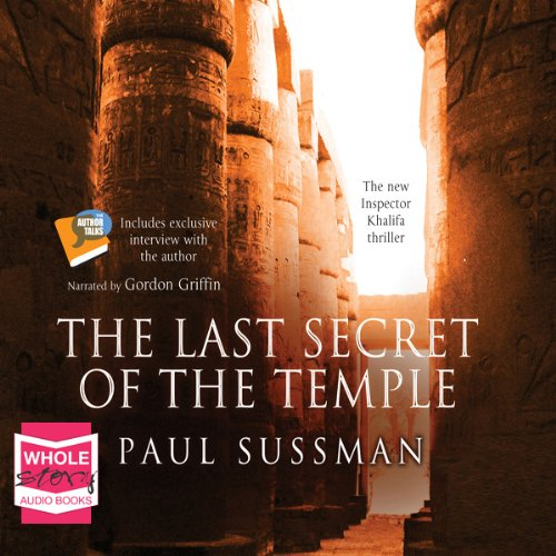 The Last Secret of the Temple cover art
