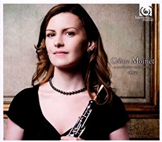 Bach: Partita BWV 1013 & C.P.E. Bach: Sonata Wq.132 by Celine Moinet (2012-02-14)