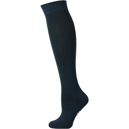 Mysocks Unisex Knee High Plain Socks