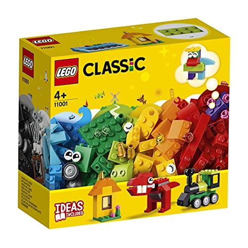 LEGO Classic MattoncinieIdee, Giocattoli da Costruzione, 11001