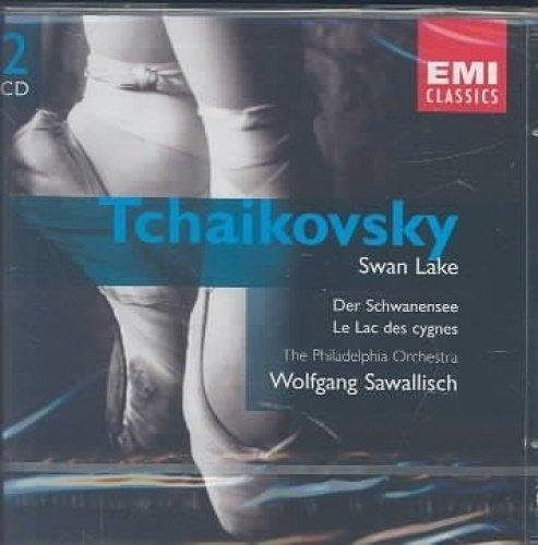 Tchaikovsky-sawallisch, Wolfgang/PDO–Tschaikowski: Schwanensee (2CD)