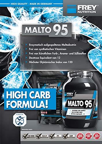 Frey Nutrition Malto 95 Beutel, 1er Pack (1 x 1 kg) - 7