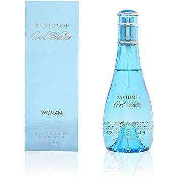 Cool Water by Zino Davidoff | Eau de Deodorante | Fragrance for Women | Ocean Breeze and Sea-Water Scent | 100 mL / 3.4 fl oz