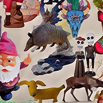 Armadillo Dreams of Christmas