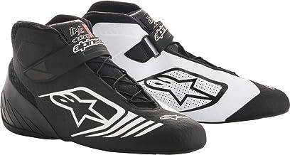Chaussures Alpinestars Tech-1 K Start 18 Blanc Noir Rouge 40