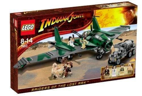 LEGO Indiana Jones – Lucha en el Flying Wing