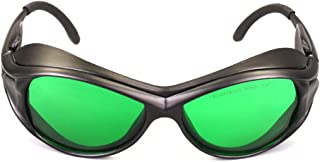 WaveTopSign Laser Safety Goggles T2 Series wavelength 190-440&600-760nm Shield Protection for laser machine (T2S2)