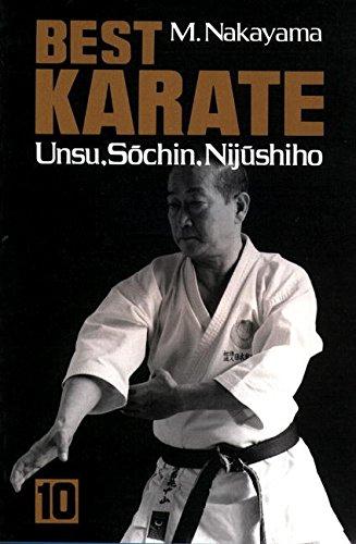Best Karate, Vol.10: Unsu, Sochin, Nijushiho (Best Karate Series, Band 10)