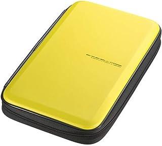 Lwieui Caja de Almacenamiento de CD Caja CD 56 Capacidad de DVD DVD VCD Caso del almacenaje del Organizador del almacenaje...
