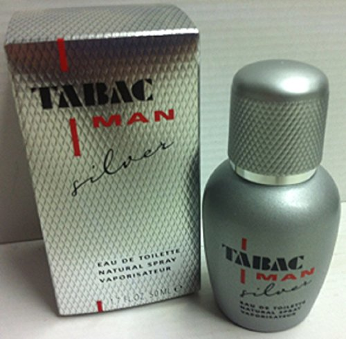 Tabac Man Silver Eau de Toilette Spray 50ml