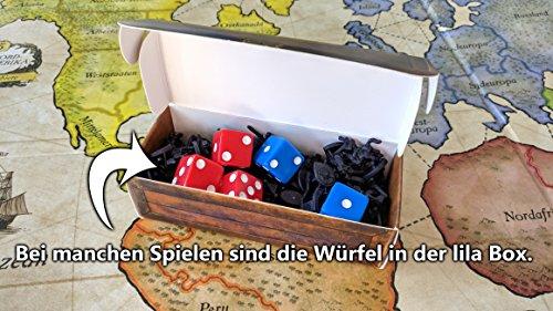 Hasbro Spiele B7404100 – Risiko – Edition 2016, Strategiespiel - 2