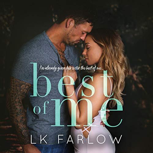 Best of Me audiobook cover art