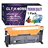 4Benefit Compatible Toner Cartridge Replacement for Samsung 409S CLT-K409S CLT-409S to Used with Samsung CLP-310 CLP-315 CLP-310N 315W CLX-3170FN 3175N CLX-3175 CLX-3175FN 3175F (1-Pack,Black)