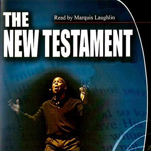 The New Testament Bible (English Standard Version) audiobook cover art