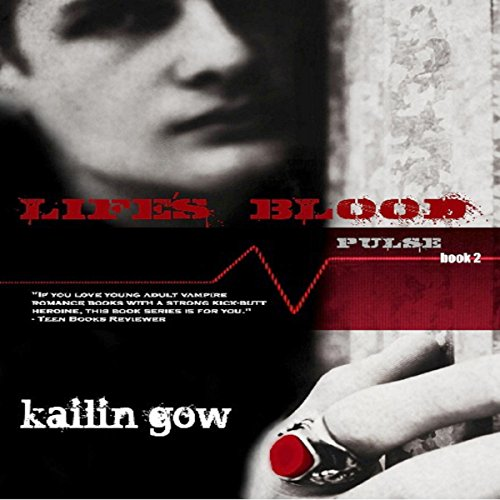 Life's Blood  audiobook cover art