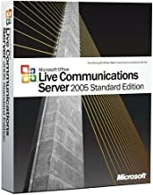 Microsoft Office Live Communications Server 2005 Standard Edition - 5 Client  Old Version