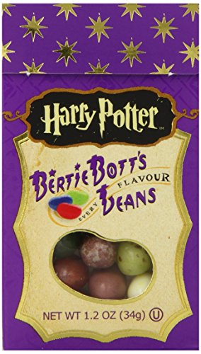 Jelly Belly Bertie Bott's Every Flavor Beans - 20 Harry Potter Flavors (Pack of 2)