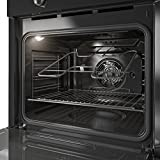 Image of Indesit IFW6330BL Four Function Electric Built-in Single Oven Black