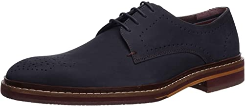 ted baker blue brogues