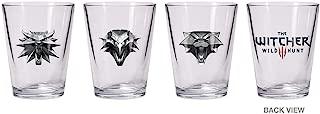witcher 3 shot glasses