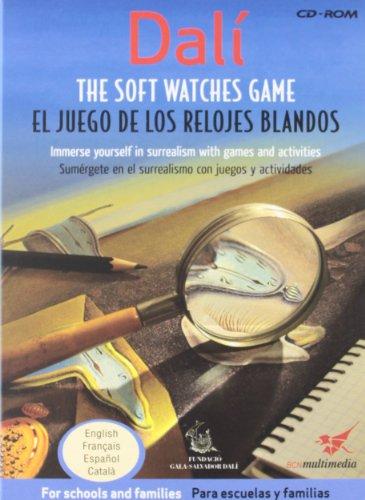 Dali: El Juego De Los Relojes Blandos (Cd-Rom)