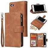 UEEBAI Wallet Case for iPhone SE...