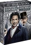 Sherlock Holmes + Sherlock Holmes 2 : Jeu d'ombres [Francia] [DVD]