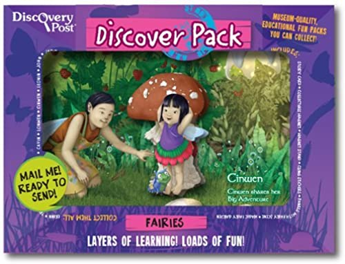 Fairy Discover Pack, Cinwen by Discovery Post