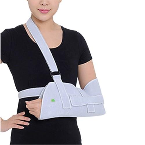 9650d559e77e Lolicute Dislocated Shoulder Sling for Women,Arm Slings, Shoulder  Immobilizer Rotator Cuff for Broken