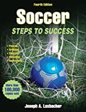 Soccer-4th Edition: Steps to Success by Joseph Luxbacher (2013-09-04)