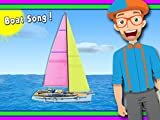 Boat Song by Blippi - Boats for Kids