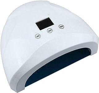 Lámpara de uñas Lámpara de curado de esmalte de gel con secador de uñas gratuito 48w 110v-220v máquina de uñas para herramienta de arte de uñas secado de luz blanca