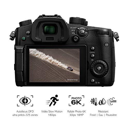 Panasonic dc-gh5lef-k Kamera DSLM 21,7Mpix schwarz