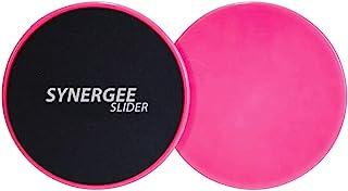 iheartsynergee Power - Deslizadores de núcleo rosa de doble