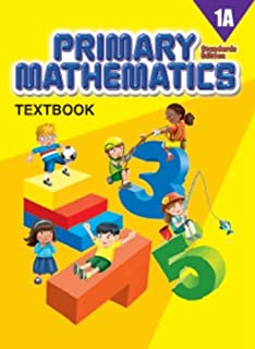 Primary Mathematics 1A, Textbook, Standards Edition